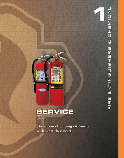 Fire Extinguishers & Chemicals Service