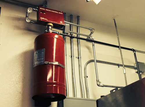 Fire Suppression Maintenance Fairfield