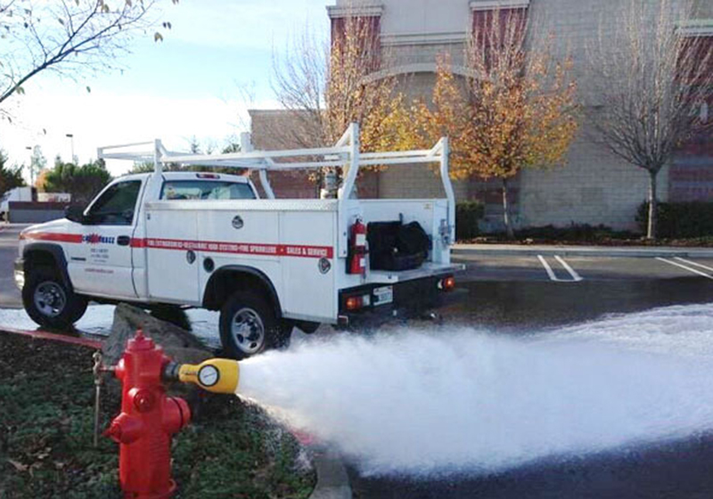 Annual Fire Hydrant Inspection