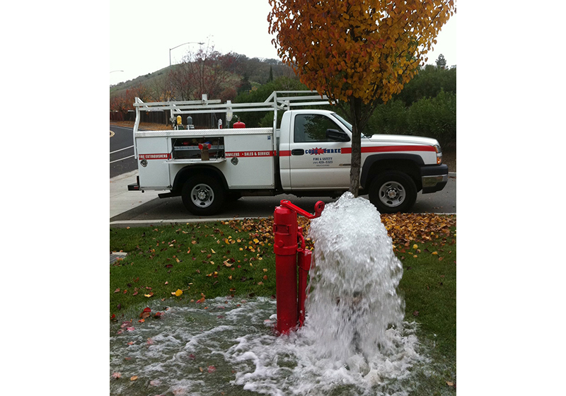 Annual Fire Hydrant Inspection - Concord, Ca
