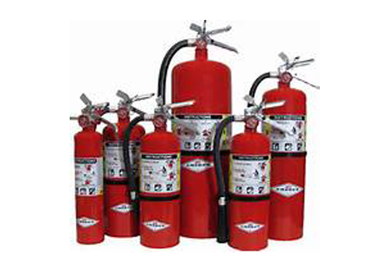 Amerex Fire Extinguisher Sales & Repairs - Fairfield, CA