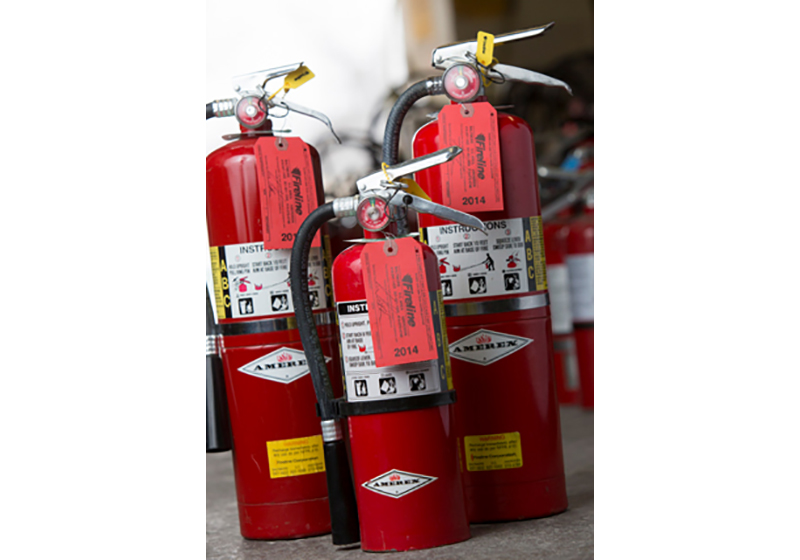 Fire Extinguisher - Sales, Repair, Inspection & Certification
