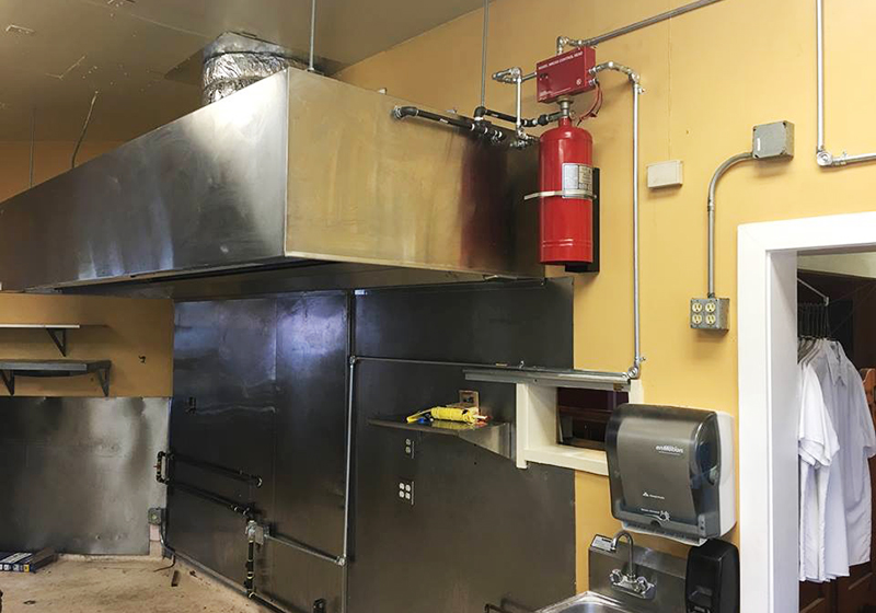 Fire Suppression System Design & Installation