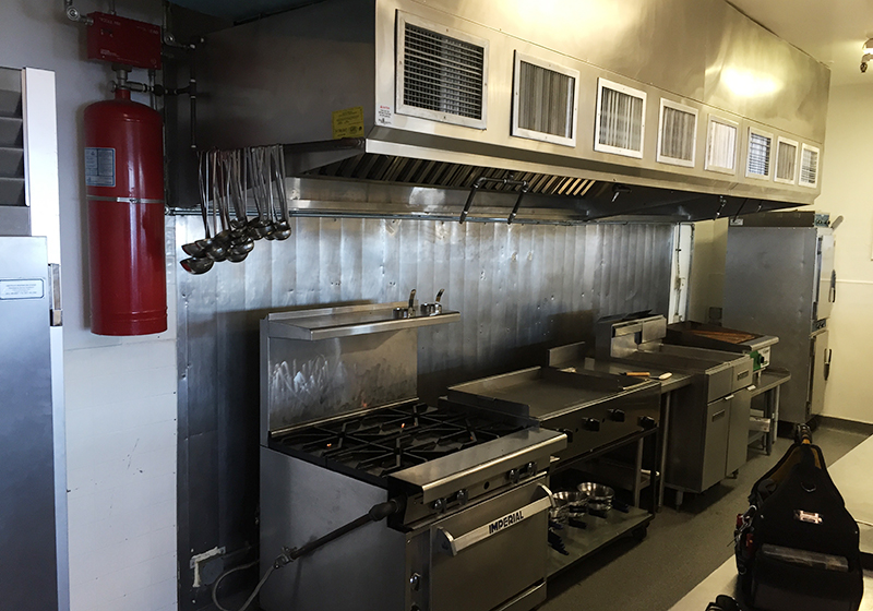 Restaurant Fire Suppression System Antioch