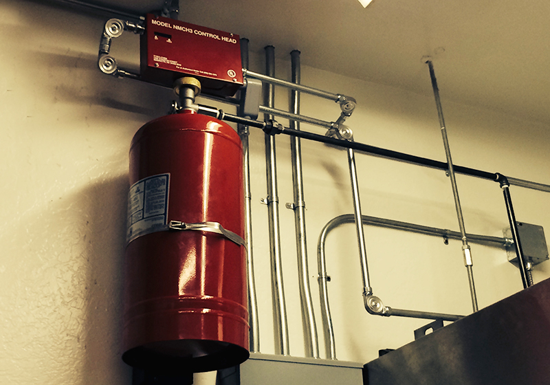 Fairfield Fire Suppression System Installation
